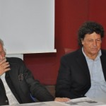 da sin: Francesco Sala, Maurizio Ballabio